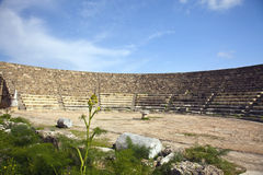 Ancient Roman site of Salamis. Royalty Free Stock Image