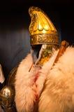 Ancient Roman soldier armor Stock Photos