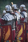 Ancient roman soldiers 2 Stock Photos