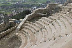 Ancient Roman Theater Royalty Free Stock Photos