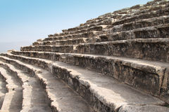 Ancient Roman theatre Royalty Free Stock Images