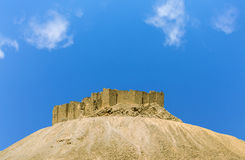 Ancient Roman time town in Palmyra, Syria Royalty Free Stock Photo