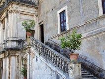 Ancient Roman Villa, Tivoli, Italy Stock Images