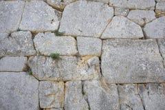Ancient Roman walls Royalty Free Stock Image