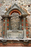 Ancient romans ruins Stock Photos