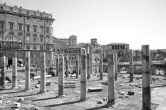 Ancient Rome Architecture, Rome Stock Photo