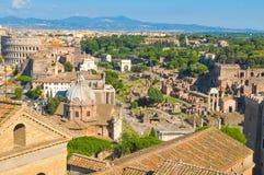 Ancient Rome, Italy Royalty Free Stock Photos