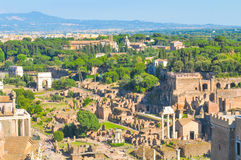 Ancient Rome, Italy Stock Images