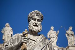 Ancient Rome Masterpieces, Rome. Italy Stock Photos