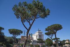 Ancient Rome Masterpieces, Rome. Italy Stock Photography