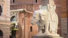 Ancient Rome Masterpieces, Rome. Italy Royalty Free Stock Photography