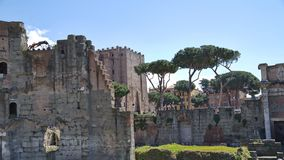 Ancient Rome Masterpieces, Rome. Italy Stock Image