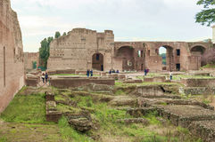 Ancient Rome, palatino Stock Photos