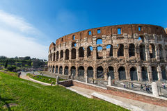 Ancient Rome ruines Royalty Free Stock Images