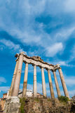 Ancient Rome ruines Stock Photos