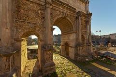 Ancient Rome Ruins Royalty Free Stock Photo