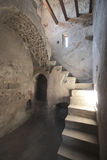 Ancient room in Pompeii, Italy Stock Photography