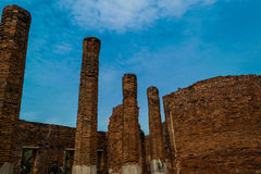The Ancient Royal Palace in Ayutthaya Thailand Stock Photography