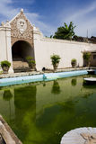 Ancient Royal Pools, Yogyakarta, Indonesia Royalty Free Stock Photography