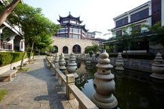 Ancient Ruigang Pagoda Stock Images
