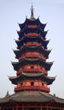 Ancient Ruigang Pagoda Suzhou China Stock Photography