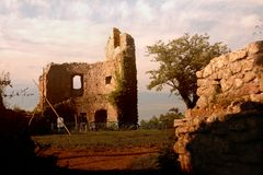 Ancient Ruin Stock Photography