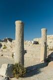 Ancient ruin. On kos island Stock Photos