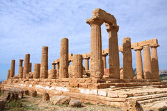Ancient ruin Royalty Free Stock Photos