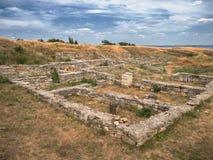 Ancient ruin Stock Image