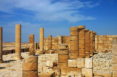 Ancient ruins Royalty Free Stock Photos