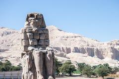 Ancient Ruins at the desert Stock Photos