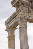 Ancient ruins - detail Royalty Free Stock Images