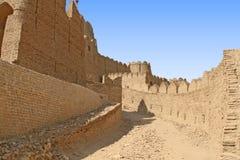 Ancient Ruins - Diji Kot fort Stock Photo
