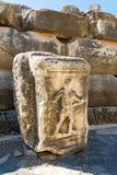 Ancient ruins in Ephesus Turkey Royalty Free Stock Images