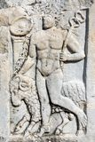 Ancient ruins in Ephesus Turkey Stock Images