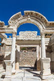 Ancient Ruins of Ephesus Royalty Free Stock Photography