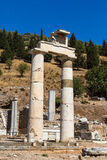 Ancient Ruins of Ephesus Royalty Free Stock Images