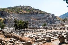 Ancient Ruins of Ephesus Stock Photos