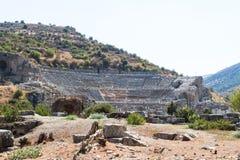Ancient Ruins of Ephesus Royalty Free Stock Photo