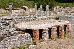 Ancient Ruins at Glanum Royalty Free Stock Image