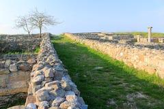 Ancient ruins Stock Photos