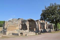 Ancient ruins of Hadrian's Villa Royalty Free Stock Photography