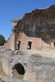 Ancient ruins of Hadrian's Villa Royalty Free Stock Photos