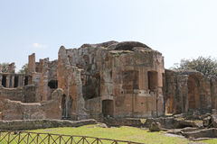 Ancient ruins of Hadrian's Villa Royalty Free Stock Image
