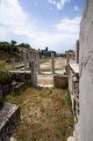 Ancient Agora, Athens, Greece Royalty Free Stock Photos