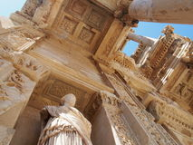 The Library of Celsus Royalty Free Stock Photography