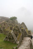 Ancient ruins of Machu Picchu, Peru Royalty Free Stock Photo