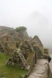 Ancient ruins of Machu Picchu, Peru Royalty Free Stock Photo