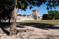 Ancient Mayan city - Chichen Itza Stock Photo