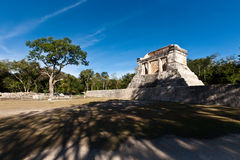 Ancient Mayan city - Chichen Itza Royalty Free Stock Photo